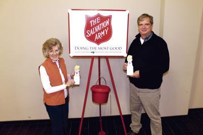 Salvation Army Welfare Secretary Sandra Moore