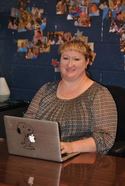 Local Educator gives back to school