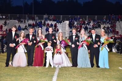 Tullahoma High School celebrates homecoming