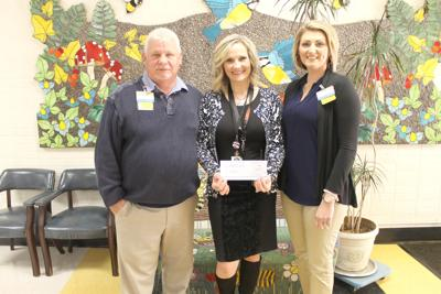 Grant to fund math, science tools at Bel-Aire