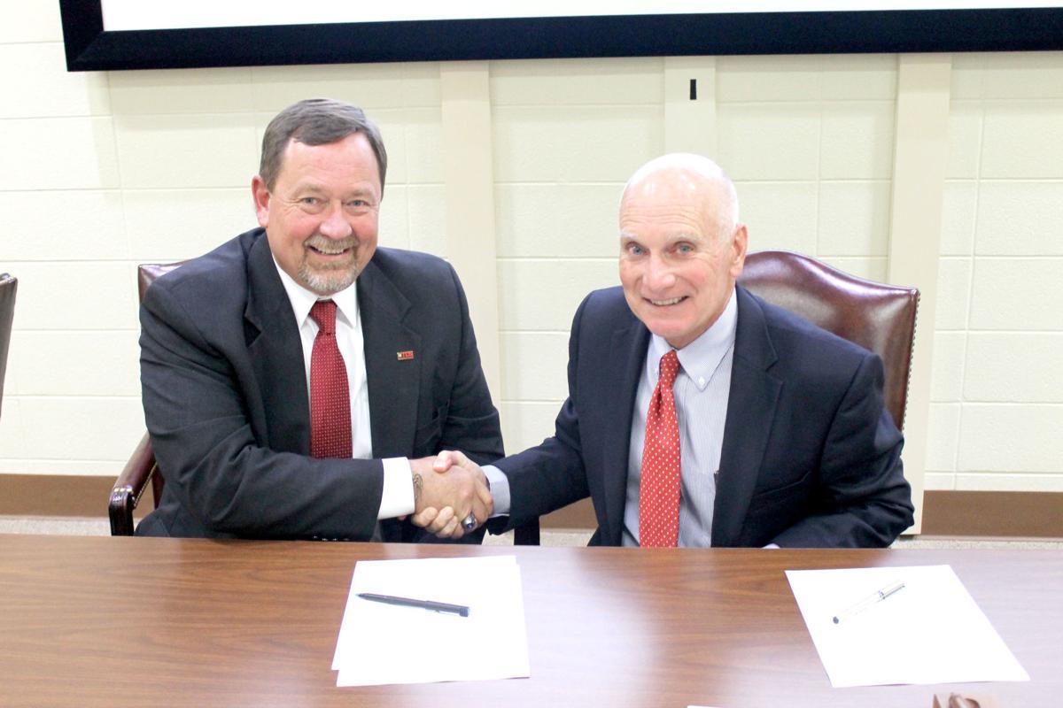 John Carver is new superintendent