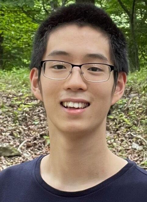 Franklin Zhang National Merit Semifinalist