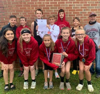 TMS Cross-Country