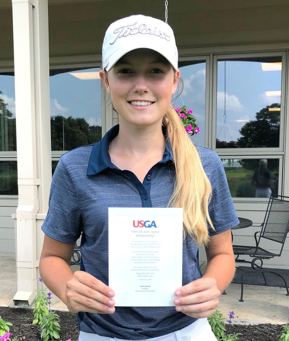Gilliam earns seat in USGA Championship