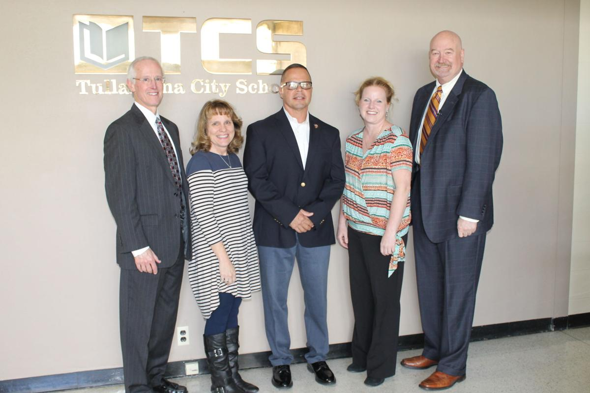 TCS honors Teachers of the Year