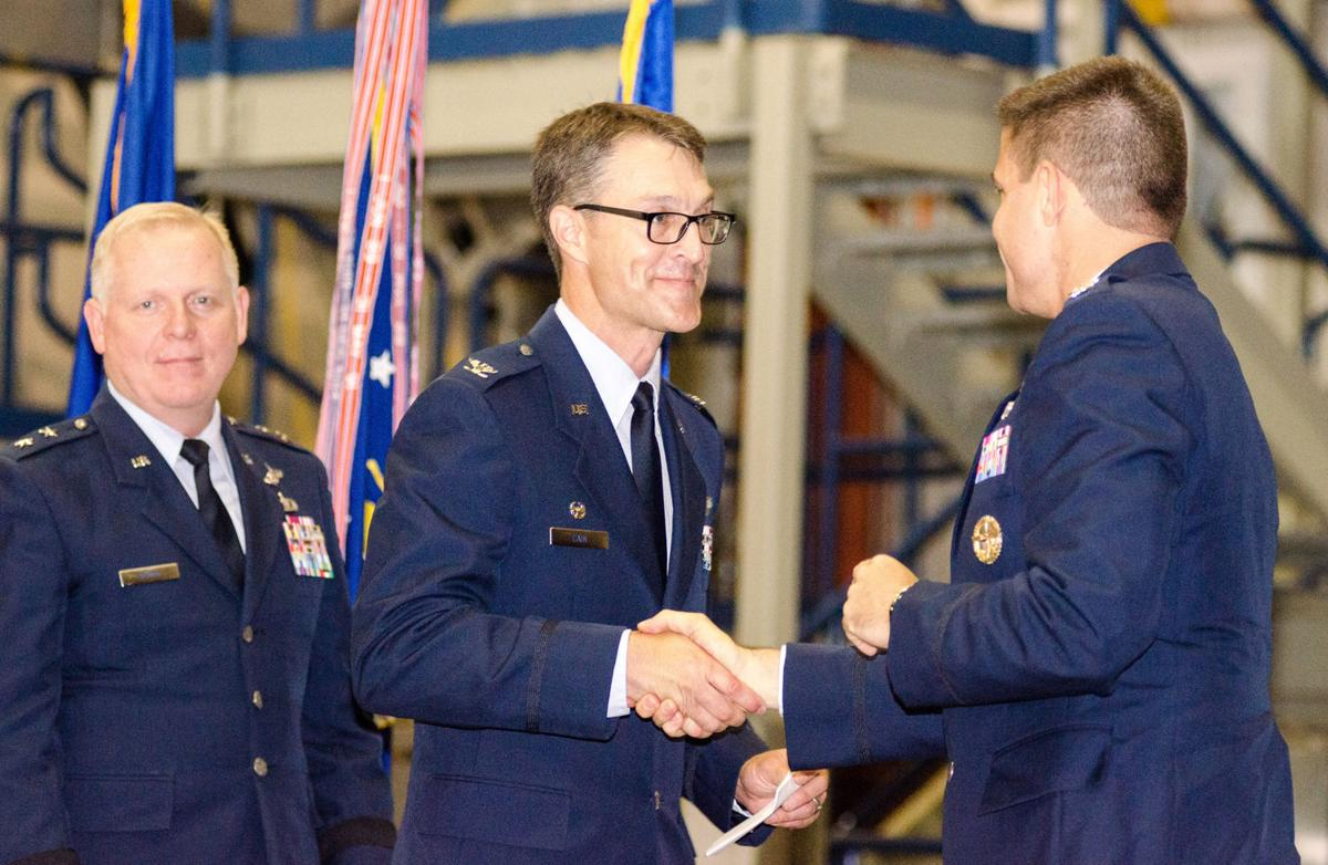 Cain named new commander at AEDC