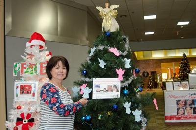 Group kicks off Giving Tree program for foster children