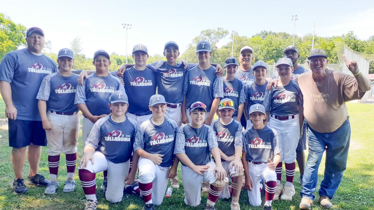 Tullahoma 12U team