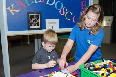 HOSC camps keep learning alive during fall break