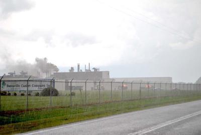 Batesville fire