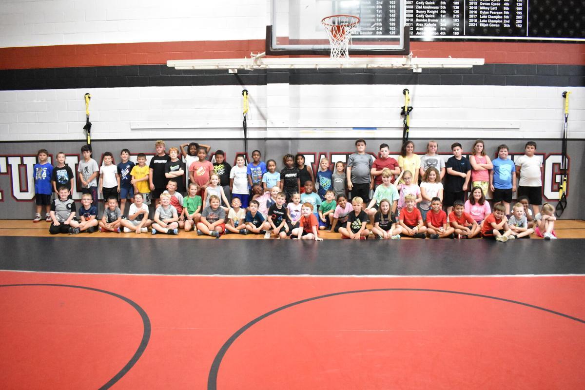 Tullahoma wrestling group shot