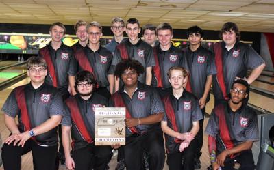THS Bowling Region Champions
