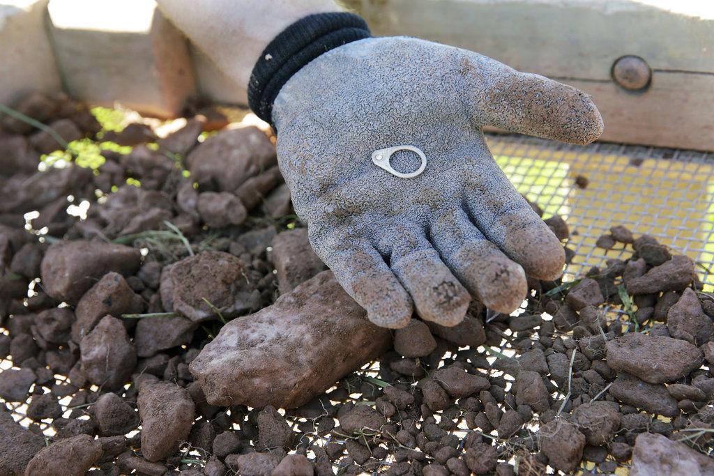 Digging Woodstock