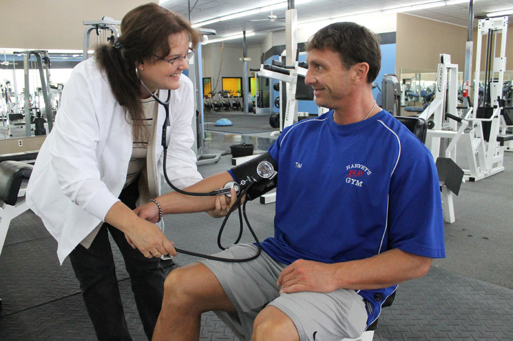 Free health fair part of Get Fit! initiative