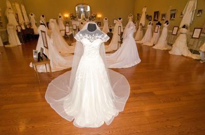 326ef273ee2c Wedding dress exhibit displays decades of styles | Living ...