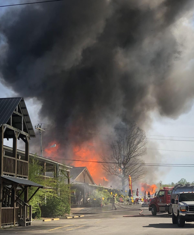 Smokehouse Fire 2