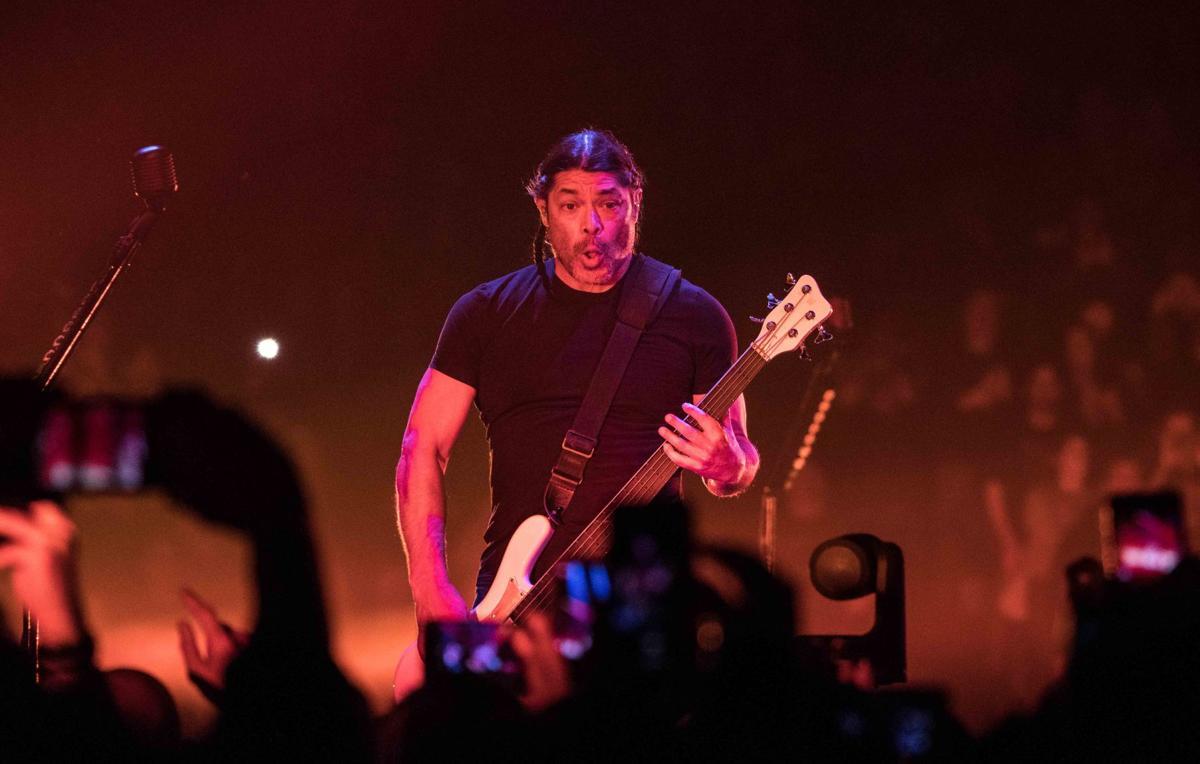 Metallica fuels Nashville with plenty of fire | Arts