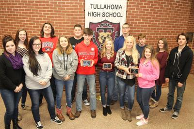THS students shine at competition