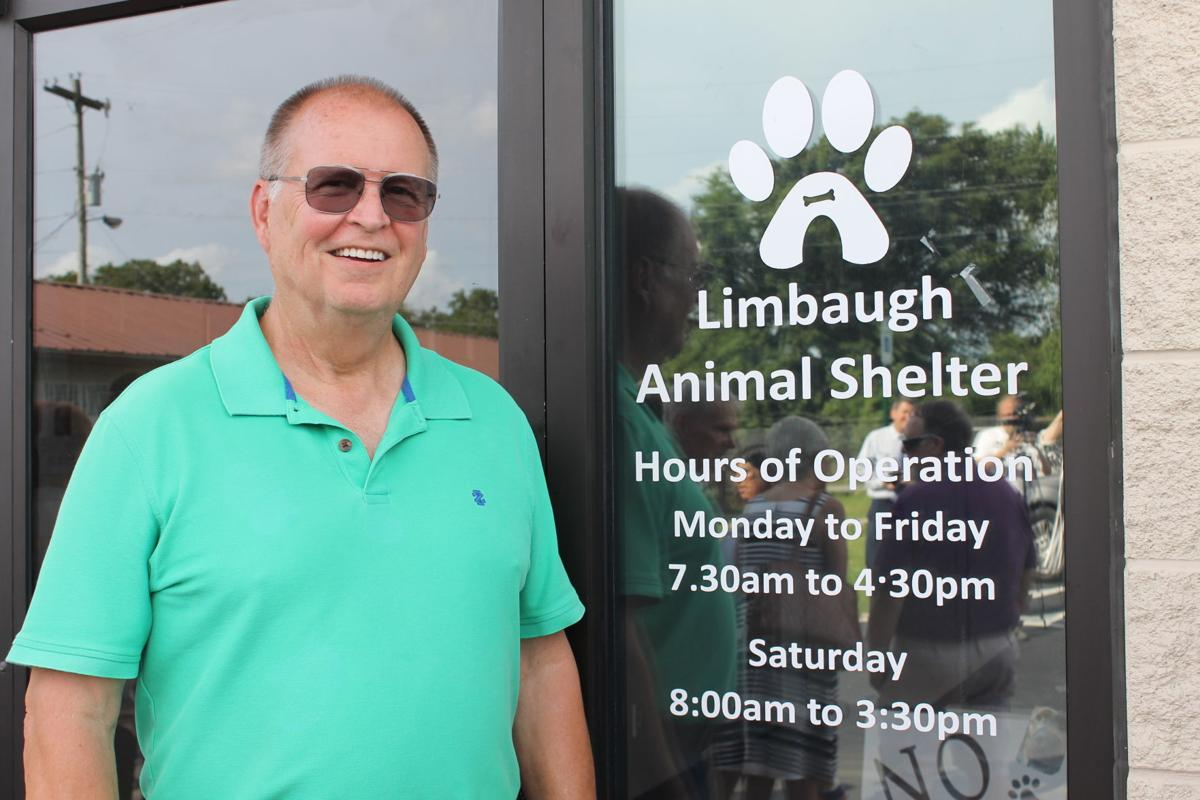 Animal Shelter - FRONT - Wayne Limbaugh.JPG