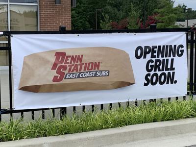 Penn Station Banner
