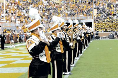 THS Band to Knoxville
