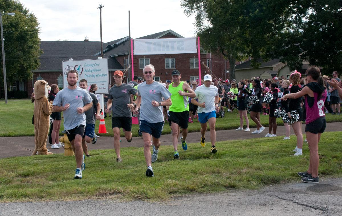 Fitness and fundraising