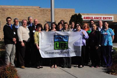 Donate Life' month raises awareness of organ donation