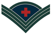 The Medical Chevrons of the Hospital Steward