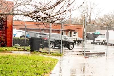 Annex next to jail