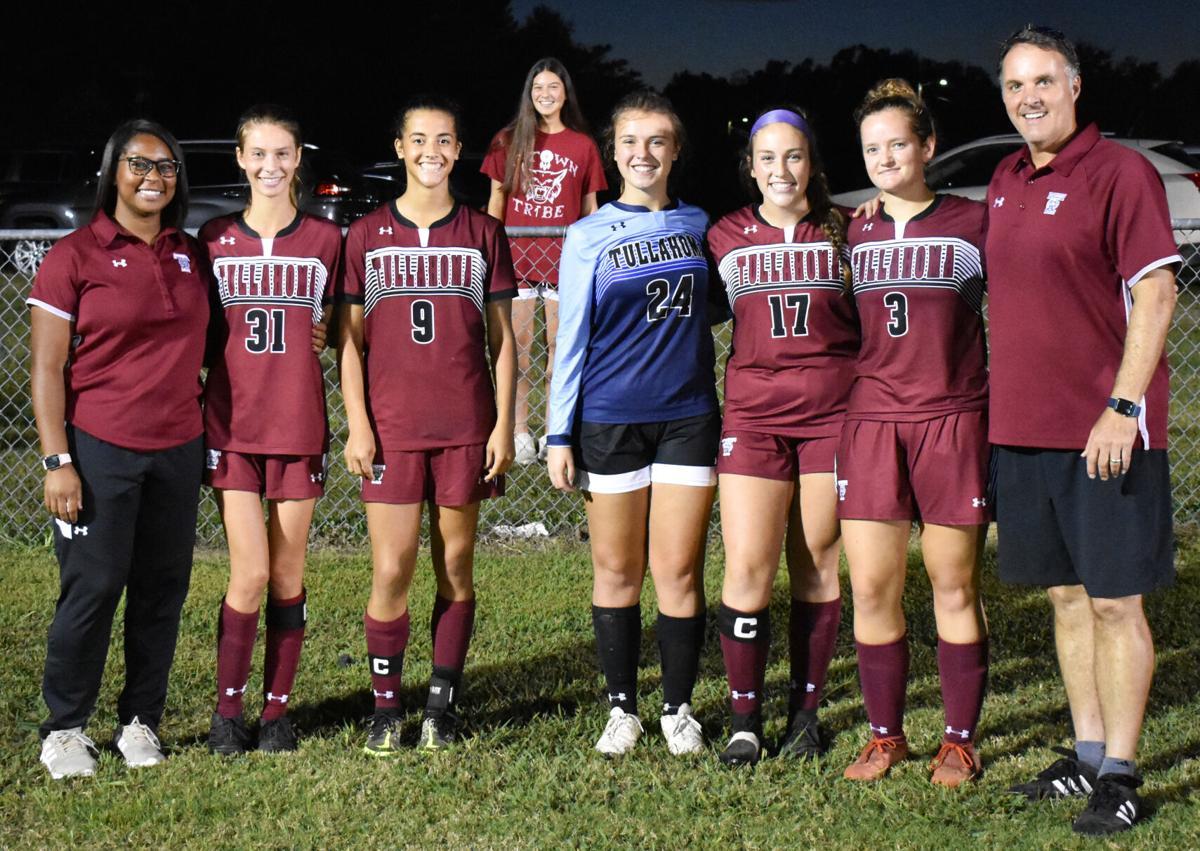 THS Soccer seniors