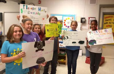 Bel-Aire students learning art of kindness