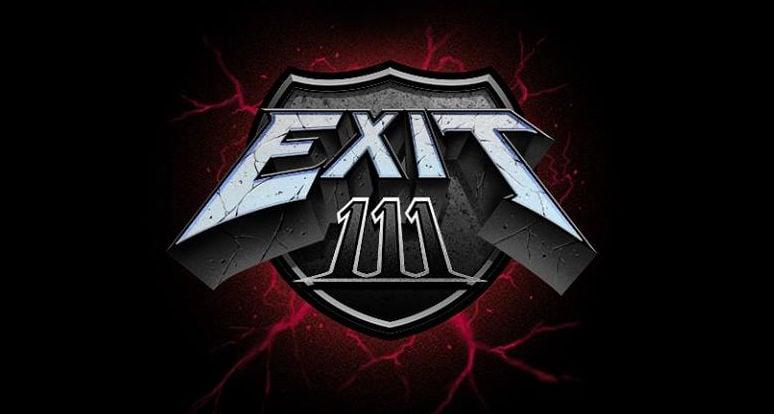 Exit 111 Festival logo