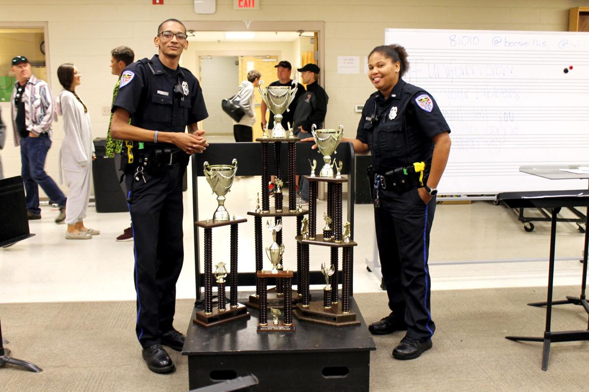 THS Marching Band takes top honors with pride | Local News
