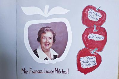 Teacher Frances Painter praised for accomplishments