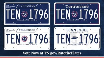 TN plates 2022