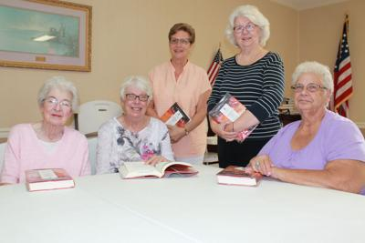 Sharing the love of a good story Book clubs offer fun, friends