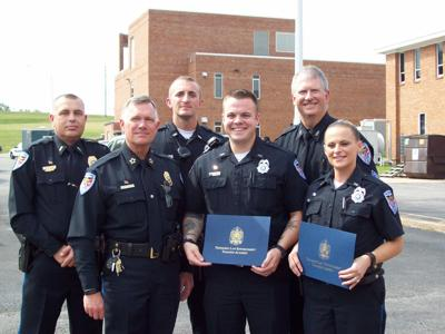 New TPD officers graduate from training academy