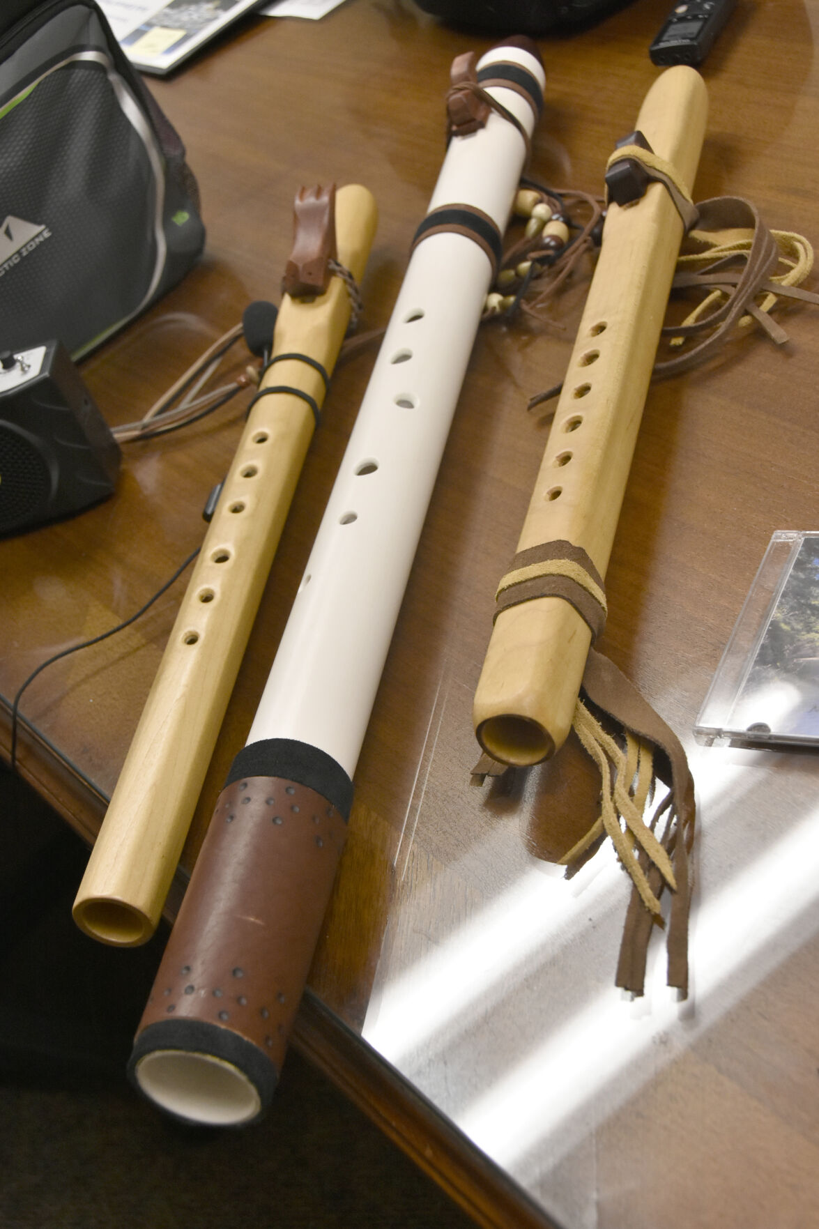 Kevin Ashley flutes