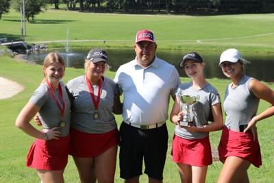 Tullahoma girls golf