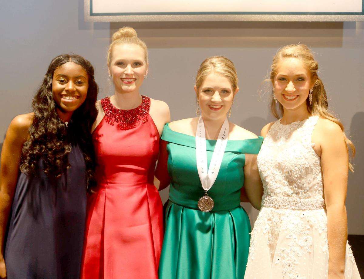 Dochety named Distinguished Young Woman of TN