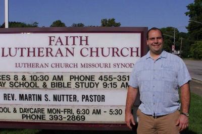 Faith Lutheran installs 14th vicar