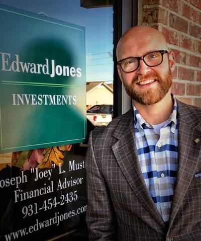 Joey Mustain Financial Advisor