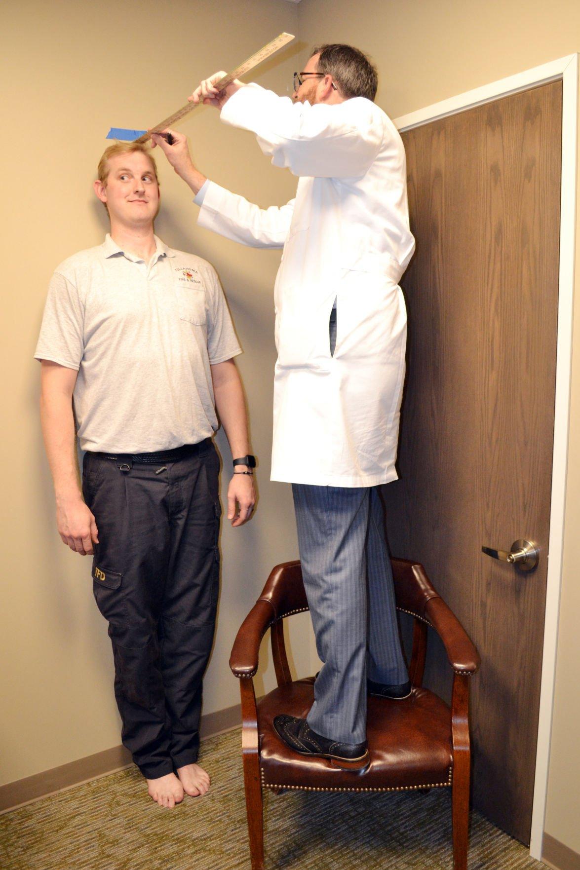 Brandon Berridge First Measurement.JPG