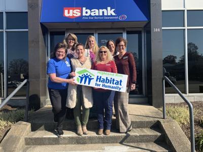 US Bank Donation