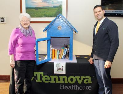 Tennova Little Free Library.JPG