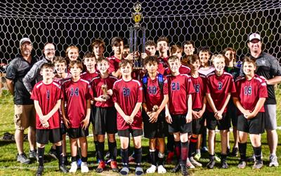 TMS Soccer wins CTC Title