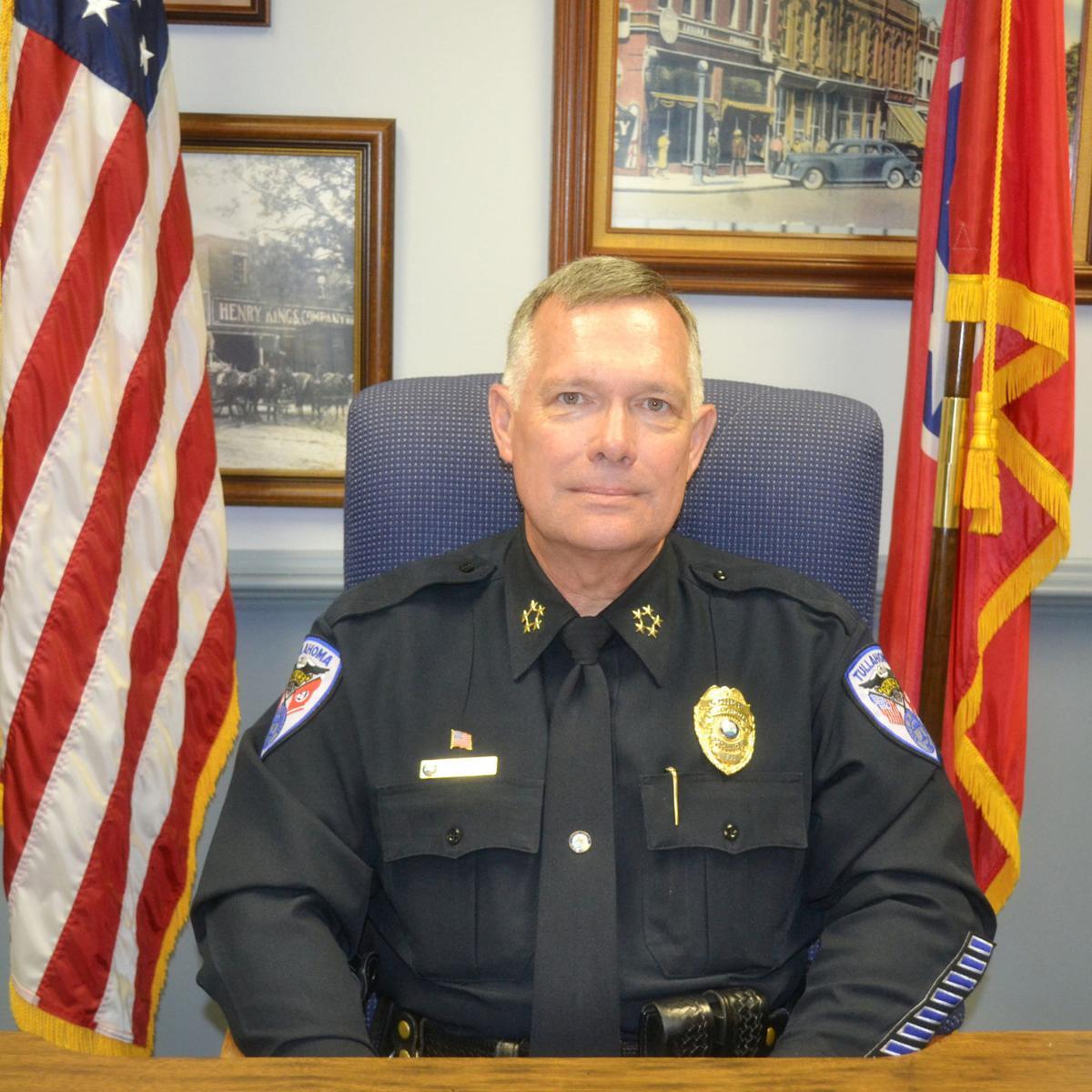 Chief Blackwell