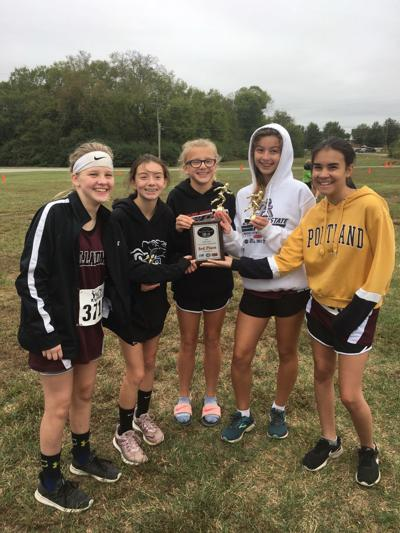 TMS Girls XC