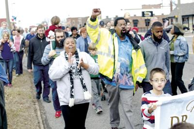 Annual MLK march set for Monday