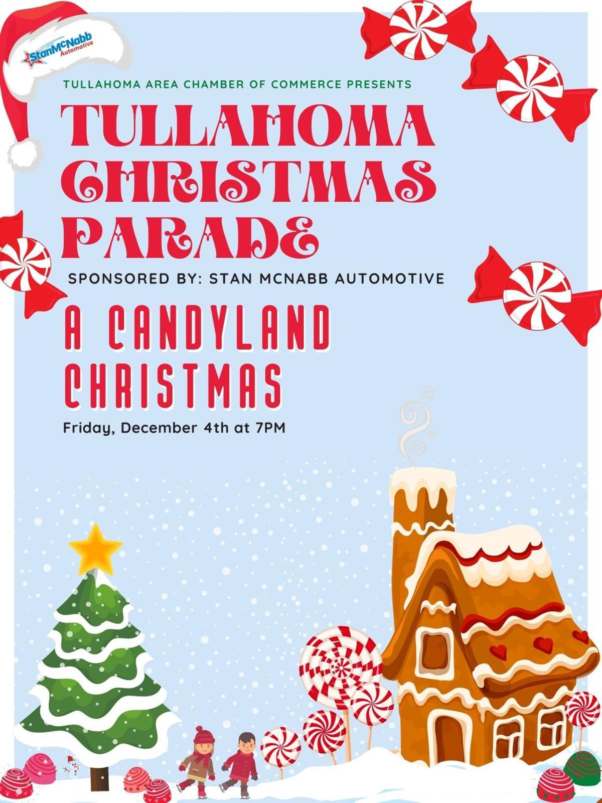 Mcminnville Tn Christmas Parade 2021 Registration Open For Tullahoma Christmas Parade Local News Tullahomanews Com